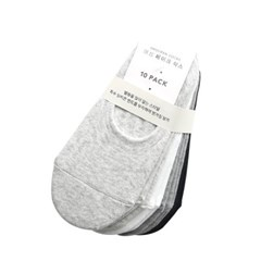 슈펜 여성 실리콘 덧신 10팩 LGKB20A91_(242299)