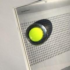 WATER DROP [Yellowish Green]