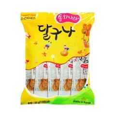 캐리와 친구들 추억의 달구나 사탕 7g 5개_(2091147)