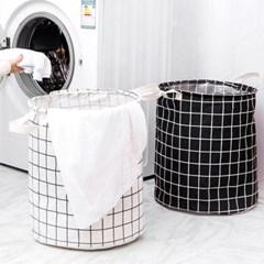 빨래바구니 세탁 접이식 수거함