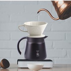 카페테리아 커피 티 서버포트 1개(색상랜덤)