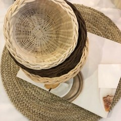 DIY 라탄 바구니 만들기
