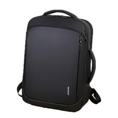 백팩 남여공용 USB 외부충전 15.6인치 노트북가방 블랙 MT103