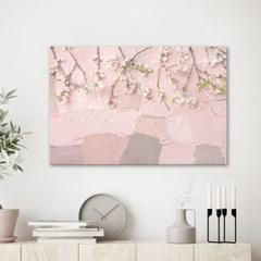 벚꽃엔딩 캔버스액자