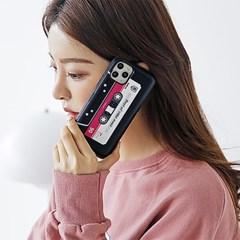 [T] 트라이코지 카세트테이프 카드도어범퍼케이스