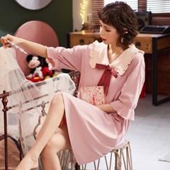 세라 트윈 원피스 잠옷 홈웨어