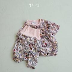 열)세상편한 아동 잠옷세트