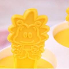 6구 아이스크림 몰드 1개