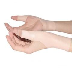 기본형 실리콘 손목보호대 1개(색상랜덤)