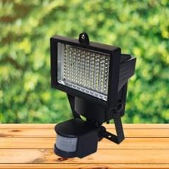 LED 태양광 투광등 CB-LFM01 모션센서내장 분리형 야외_(1869976)