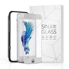 아이폰6플러스/6S플러스 3Dx 터치 풀커버 강화유리 액정보호필름