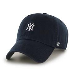 47브랜드 정품 LA다저스/뉴욕양키스 스몰로고 볼캡 모자 원톤 컬러
