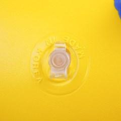 81cm튜브(10∼12세) 노랑 물놀이용품 아동튜브