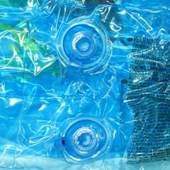 인텍스 투명 베란다풀장(163cm)/유아용 물놀이풀장