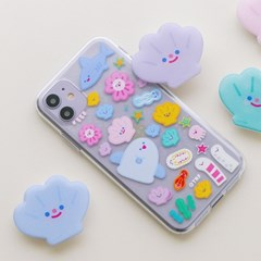 WATER PHONE CASE 4type