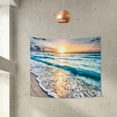 여름/해변 스타일 대형 패브릭포스터 20종