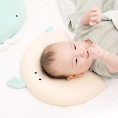 젤리맘 르베르소 밀크필로우 아기 짱구베개