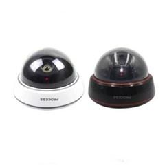 돔형 방범 CCTV 모형 카메라 1개(색상랜덤)