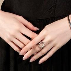 (아이즈원 히토미,전효성,이주영,솔빈착용) Circle Ring