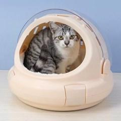 고양이이동장 숨숨집 화장실 방석 하우스