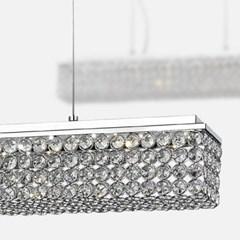 LED 펜던트 캐롤라인 크리스탈 25W 카페 매장조명_(1871023)