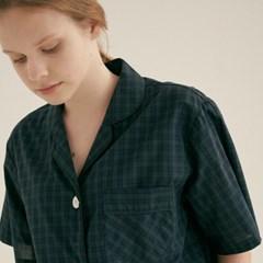 (w) Blackwatch Short Pajama Set