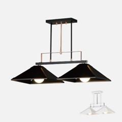 LED 펜던트 클라썸 2등 카페 매장조명_(1871507)