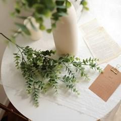 플르다 유칼립투스 인테리어 꽃 조화