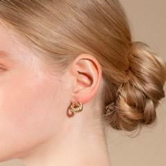 (아스트로 문빈,쯔위,김세정,김용지착용) Bold Twist Earring