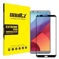 솔츠 LG G6 G6+ 강화유리 방탄 액정보호필름