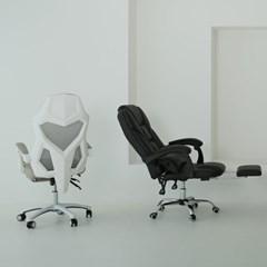 사무용 책상 게이밍 리클라이너 침대형 의자[아트모]