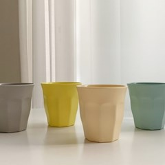 헤이데이 데일리컵 (4color, 물잔, 우유컵, 요거트볼)