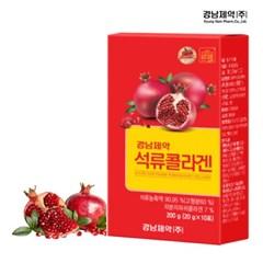 경남제약 석류콜라겐젤리(20g x 60포)+콜라겐정 60정