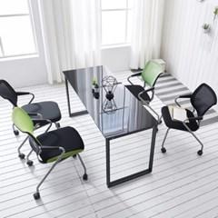 철제 키오 1500 회의테이블 책상 테이블 상담용테이블_(3054720)