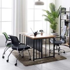 1800 피노 철제 테이블 책상 상담용테이블 회의테이블_(3054718)