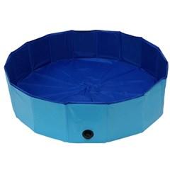 [캠프]반려동물용 욕조 겸용 풀장-100cm,강아지수영장