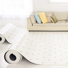 말랑말랑 셀프시공 PVC 롤매트 크로스 패턴