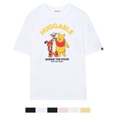 (곰돌이푸) 다시 만나서 반가운 티셔츠_SPRLA37C04