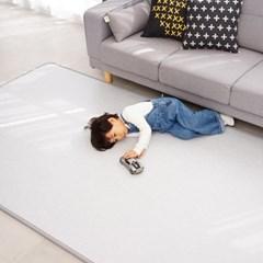 말랑말랑 PVC 15T 패브릭(직물패턴) 놀이방매트