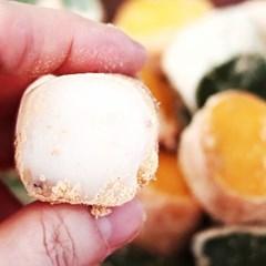 영양떡 소부당 못난이 백미 호박 영양찰떡