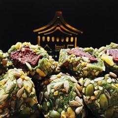 간식떡 소부당 견과류 백미 쑥 영양 찹쌀떡