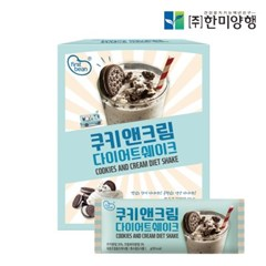 한미양행 다이어트 쉐이크 14포 1박스 3가지맛