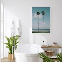 트윈팜 바다 포스터 인테리어 그림 액자