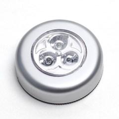 3구 LED 터치 라이트/학원판촉물 독서실홍보용