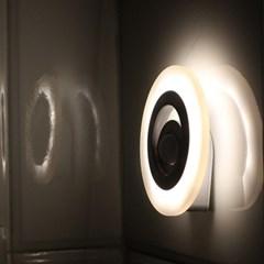 디자인 LED 센서등/인테리어용 모델하우스 현관등