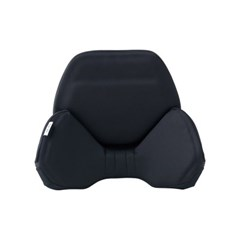 엑스젤 허그드라이브 자동차 방석 백 쿠션 블랙 HUD01-BK 무료배송_(