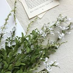 설유화 조화 - 조팝 나무 꽃