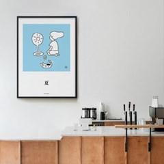 여름2 소확행 M 유니크 인테리어 디자인 포스터 드로잉