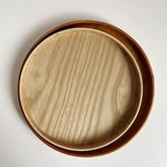 보름 우드 트레이 홈카페 나무 쟁반 (4 types)