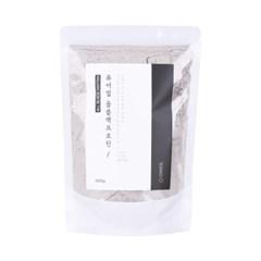 찬슬 퓨어밀올블랙프로틴 1봉 (500g)